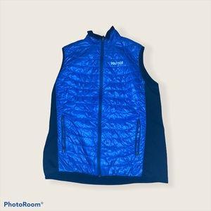 Marmot Men's Variant Vest, Peak Blue size XL